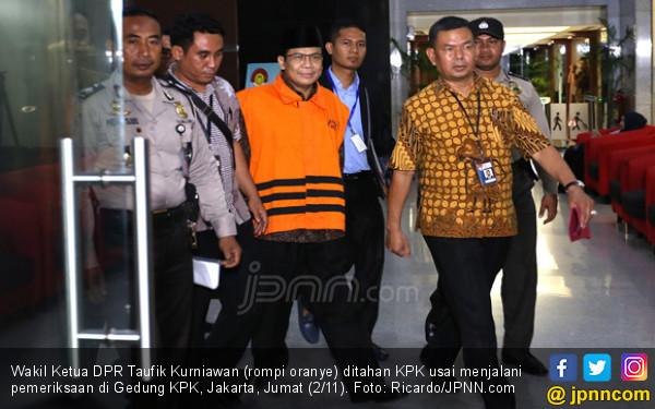 KPK Dorong Taufik Kurniawan Ungkap Keterlibatan Pihak Lain - JPNN.com