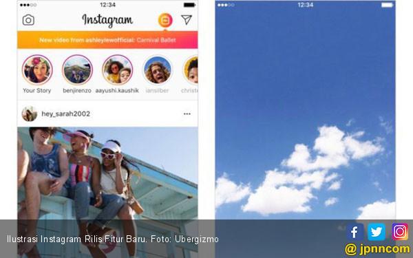 Yuk Intip Fitur Baru Instagram, Makin Gaul Loh - JPNN.COM