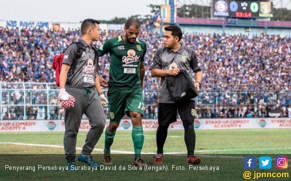 Kabar Bagus Bagi Fan Persebaya soal Nelson Alom dan Da Silva - JPNN.COM