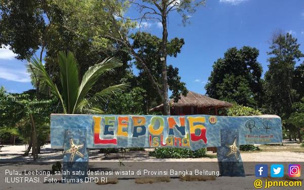 Pulau Leebong, Surga Terpendam di Belitung - JPNN.com