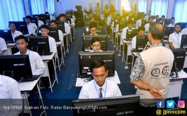 Masih Ada Peserta CPNS 2019 Pakai Joki, PNS Pula! - JPNN.com
