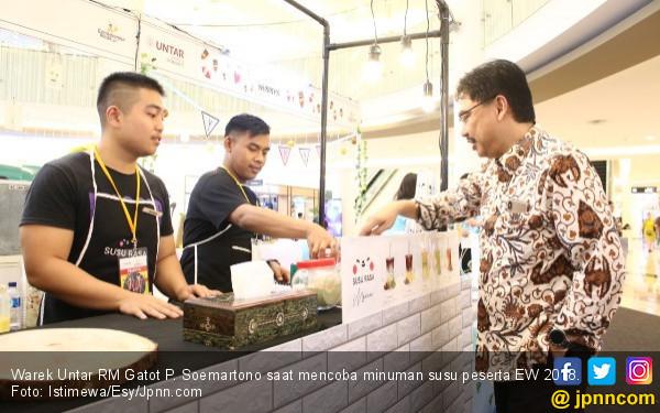 Bisnis Kuliner jadi Favorit Generasi Milenial - JPNN.COM