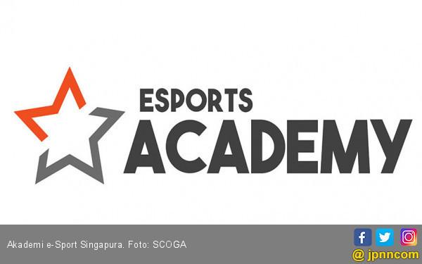 Didukung Penuh Kemenpora, e-Sport Singapura Kian Maju - JPNN.COM
