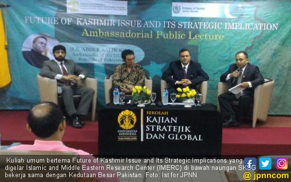 Akademisi Harus Jadi Penengah Masalah Kashmir - JPNN.COM