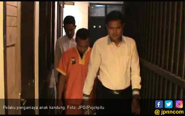 Rewel, Balita Dipukuli Ayah Hingga Babak Belur - JPNN.COM