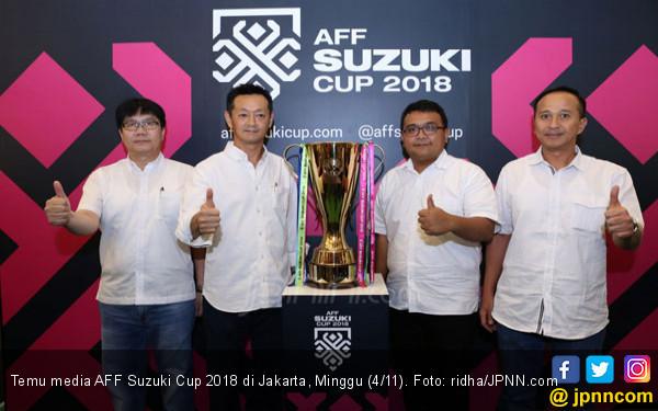 Berikut 333 Keluarga Beruntung ke AFF Suzuki Cup 2018 - JPNN.COM