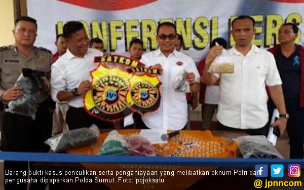 Polda Sumut Tangkap Komplotan Penculikan di Medan - JPNN.COM