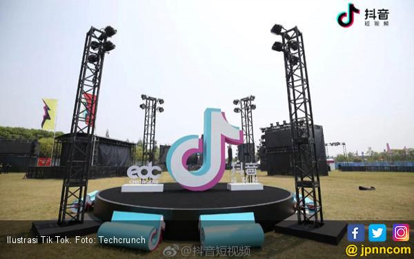 Unduhan Tik Tok Sukses Bungkam Facebook, Instagram dkk - JPNN.COM