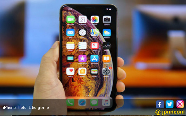 Apple Bakal Rilis iPhone 5G Pada 2020 - JPNN.COM