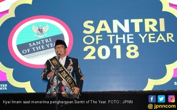 Mengenal KH Ahmad Imam Mawardi, Peraih Santri of The Year - JPNN.COM