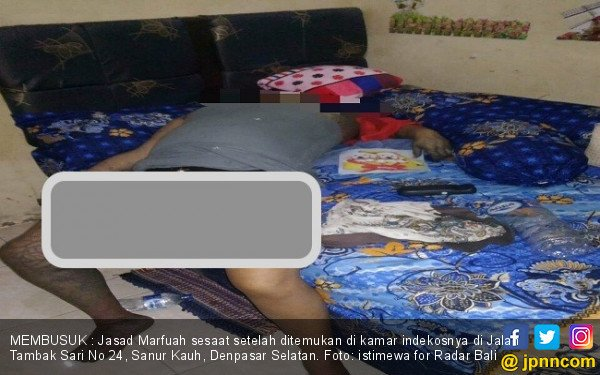 Ada Mayat Perempuan Setengah Telanjang di Kamar Indekos - JPNN.COM