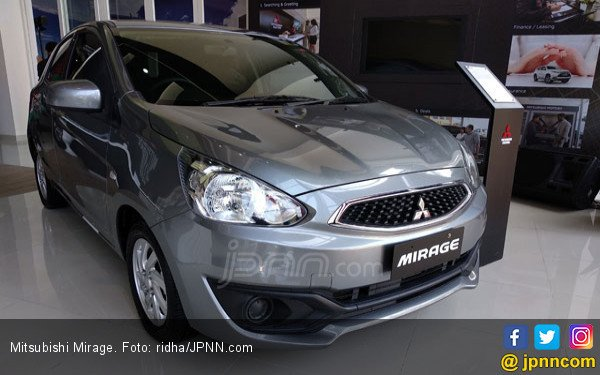 The Future of Mirage? Mitsubishi Choose Definite Aja - JPNN.COM
