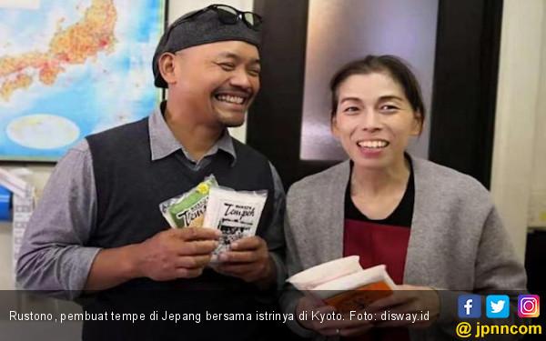 Rusto's Tempeh Man Jadda - JPNN.COM