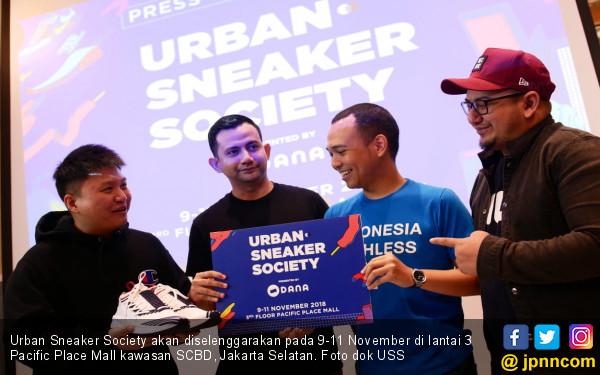 Siap-siap, Serbu Ribuan Sepatu di Urban Sneaker Society - JPNN.COM