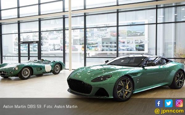 Sedan Spesial Aston Martin Perkawinan Lintas Zaman - JPNN.COM