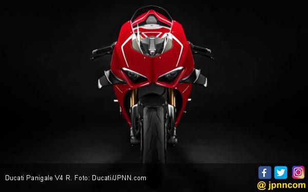 Baru Dirilis, Ducati Panigale V4 Harus Kena Recall - JPNN.COM