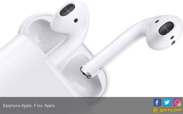 Penjualan Earphone Apple Lampui Sony - JPNN.COM