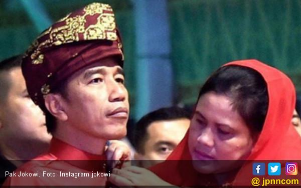 Setelah Sontoloyo, Jokowi Punya Istilah Politik Genderuwo - JPNN.COM
