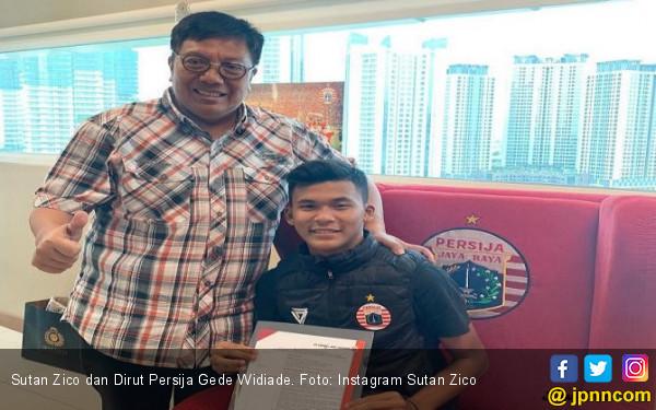 Persija Kontrak Bomber Garang Timnas U-16 Indonesia - JPNN.com