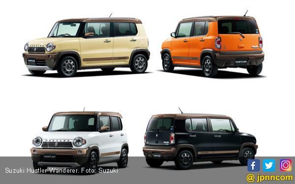 Suzuki Gandeng Casio Rilis Edisi Khusus - JPNN.COM