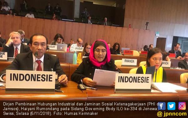 Indonesia Komitmen Memperkuat Dialog Sosial di Forum ILO - JPNN.COM