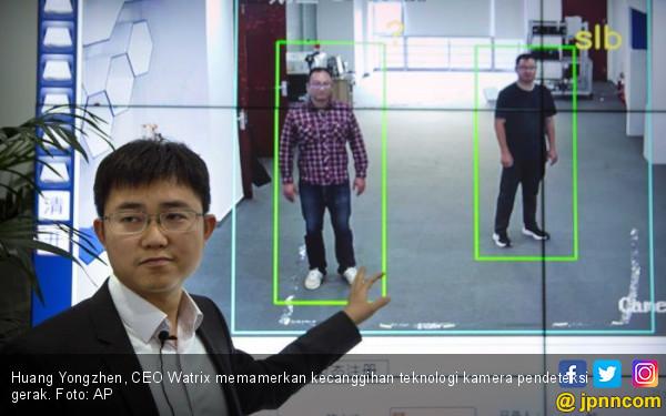 Supercanggih, Ini Teknologi Pemantau Terbaru Milik Tiongkok - JPNN.COM