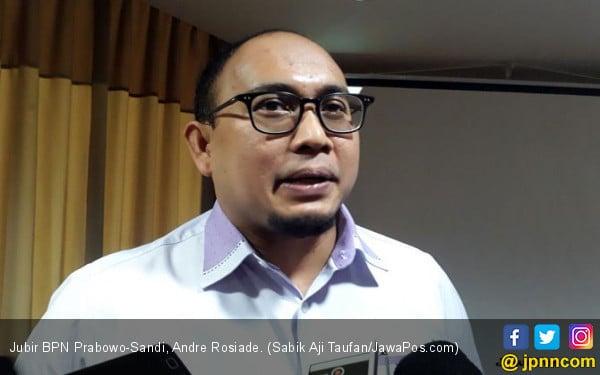 Gerindra Sebut Ramyadjie Priambodo Bukan Keponakan Prabowo Subianto - JPNN.COM