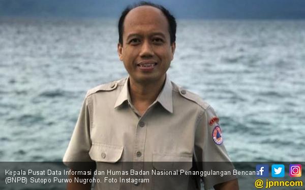 Sutopo Berpulang, Anak Buah Prabowo: Beliau Pejuang Kemanusiaan - JPNN.com