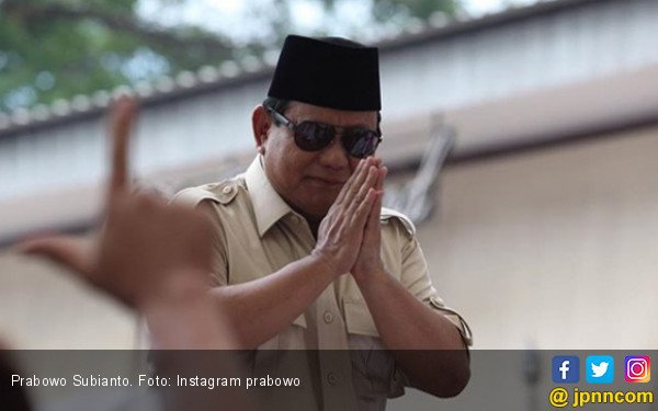 Masih Single, Pak Prabowo Lebih Menarik bagi Emak - Emak - JPNN.COM