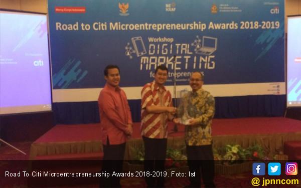 Citi Microentrepreneurship Awards 2018-2019 Gelar Roadshow - JPNN.COM