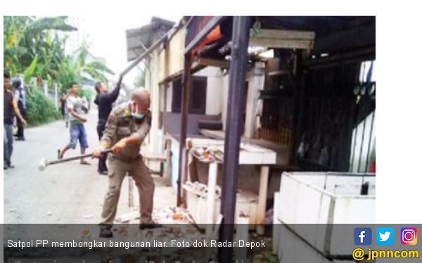 Bangunan Liar di Bantaran Kali Malang Segera Dibongkar - JPNN.COM