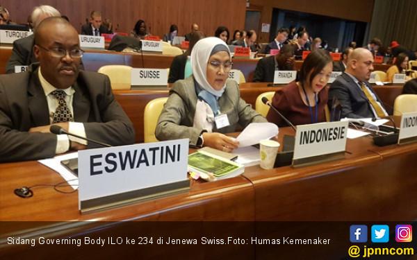 Indonesia Dukung Kebijakan ILO Wujudkan Program SDGs - JPNN.COM