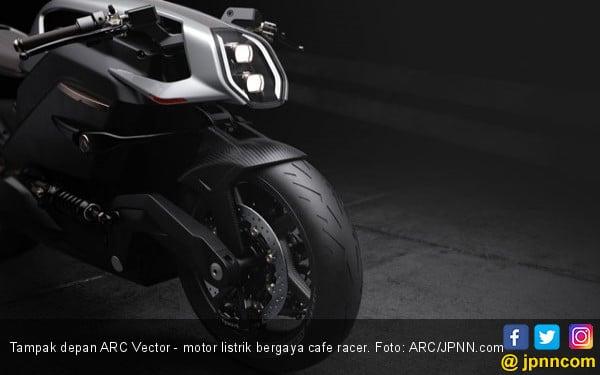 Motor Listrik Iron Man di Dunia Nyata, Canggih! - JPNN.COM