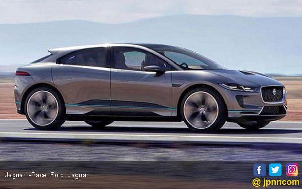 Jaguar I-Pace Didapuk Sebagai SUV Terbaik - JPNN.COM