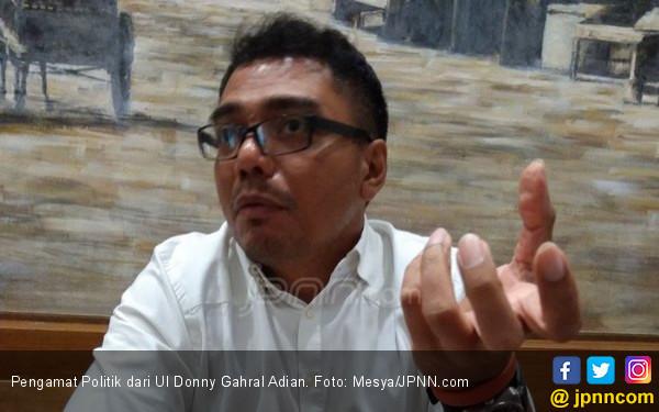 Deklarasi Alumni UI Dukung Prabowo-Sandi Pecah Belah Kampus - JPNN.COM
