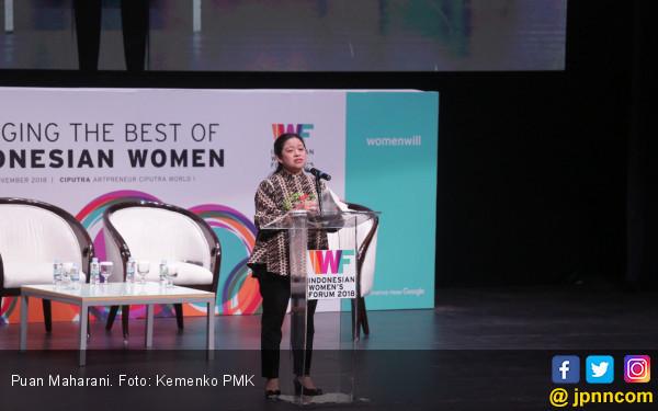 Menteri Puan Beber Peran Penting Perempuan di Bidang Ekonomi - JPNN.COM