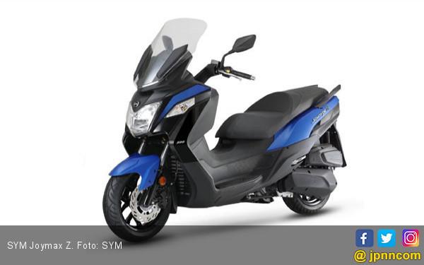 Yamaha Xmax Killer dari Taiwan - JPNN.COM