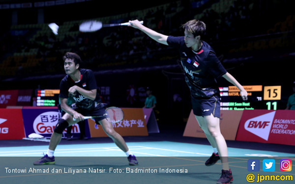 Owi / Butet Masih Mulus ke Perempat Final Fuzhou China Open - JPNN.COM