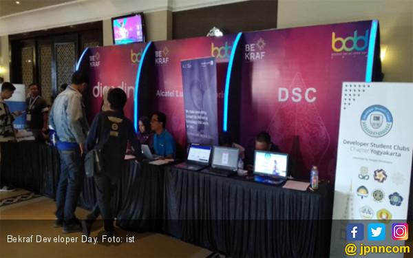 Bekraf Gelar Pengembangan Ekonomi Kreatif Digital di Yogya - JPNN.COM