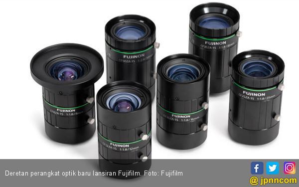 Deretan Perangkat Optik Fujifilm Berkinerji Tinggi - JPNN.COM