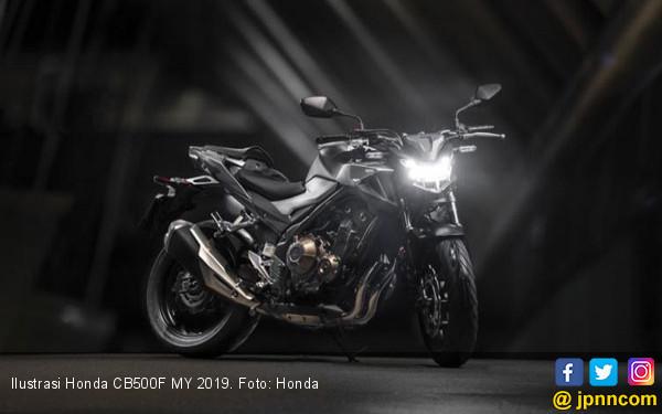 Moge Entery Level Honda Kini Lebih Energetik - JPNN.COM
