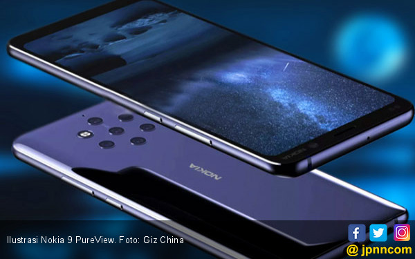 Nokia 9 PureView Terus Bikin Penasaran - JPNN.COM