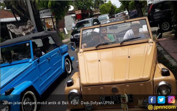 Liburan Asik dengan Mobil Antik di Bali, Ini Harga Sewanya - JPNN.COM
