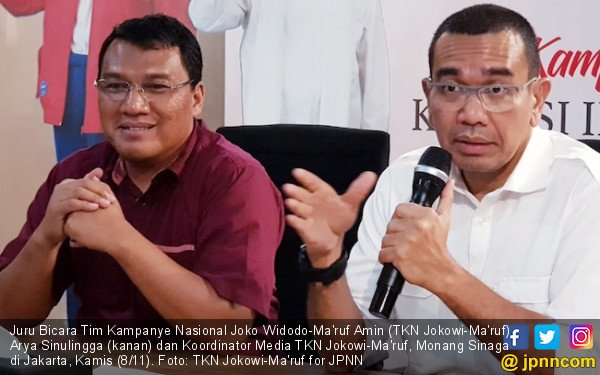 Politik Genderuwo Jurus Jokowi Semangati Rakyat agar Berani - JPNN.COM