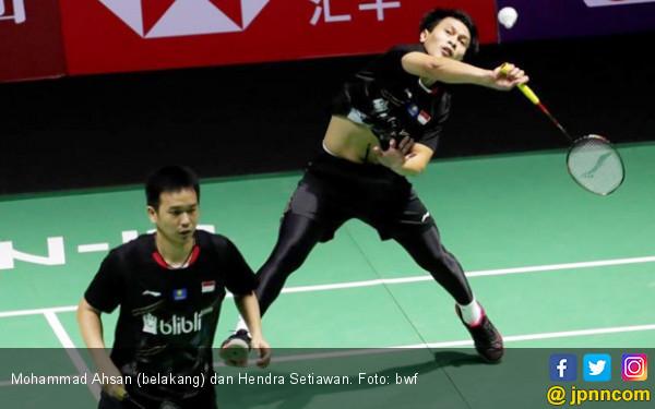Indonesia Punya 6 Wakil di BWF World Tour Finals 2018 - JPNN.COM