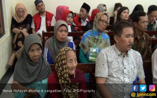 Nenek 97 Tahun di Surabaya Dituntut Penjara 7 Bulan - JPNN.COM