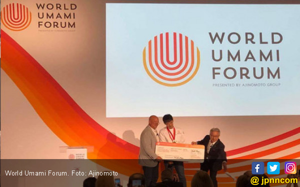 Rayakan 110 tahun, Ajinomoto Gelar World Umami Forum - JPNN.COM