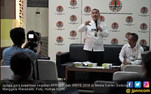 KLHK dan PPBN Gelar Forum dan Expo Asia Pasifik - JPNN.COM