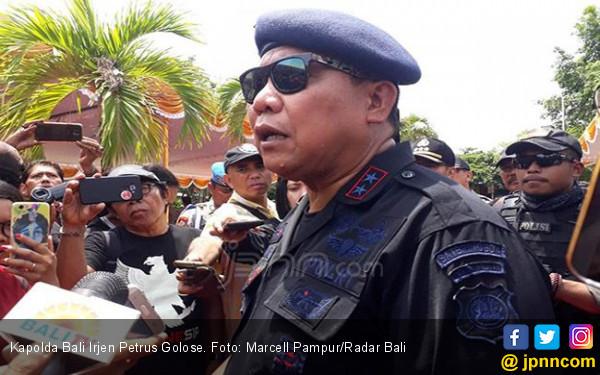 Warning Kapolda Bali buat Pejabat Terafiliasi Ormas Preman - JPNN.COM