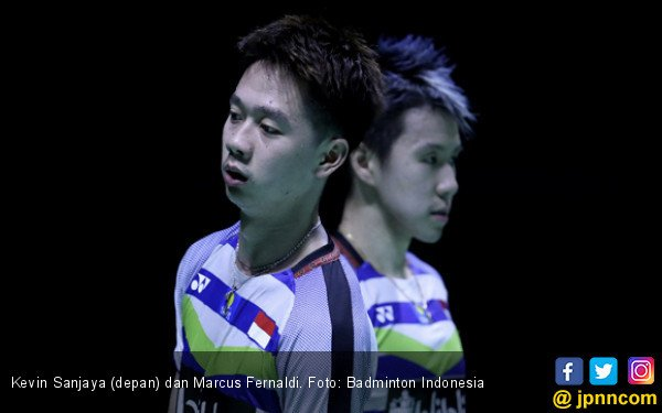 Minions Incar Juara BWF World Tour Finals - JPNN.COM